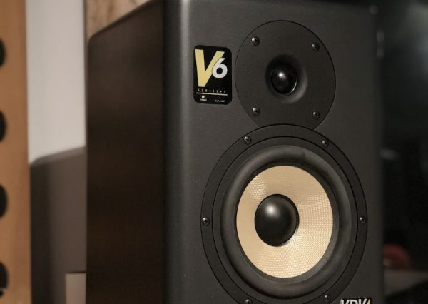 KRK Systems V6 Series 2 Speakers